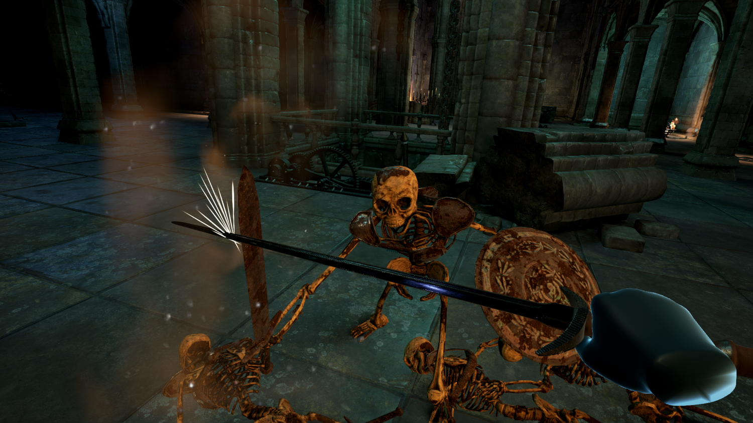 Raiders of Erda, one of our most anticipated VR games, is a UK-made game.