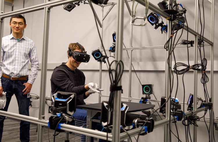 Oculus Research Is Rebranded Facebook Reality Lab