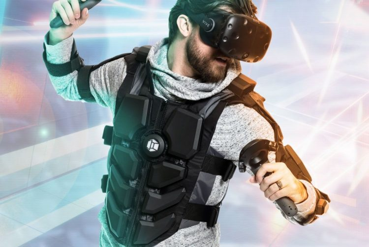 Haptic VR Suit Hardlight 'Out Of Money', Shutting Down This Month