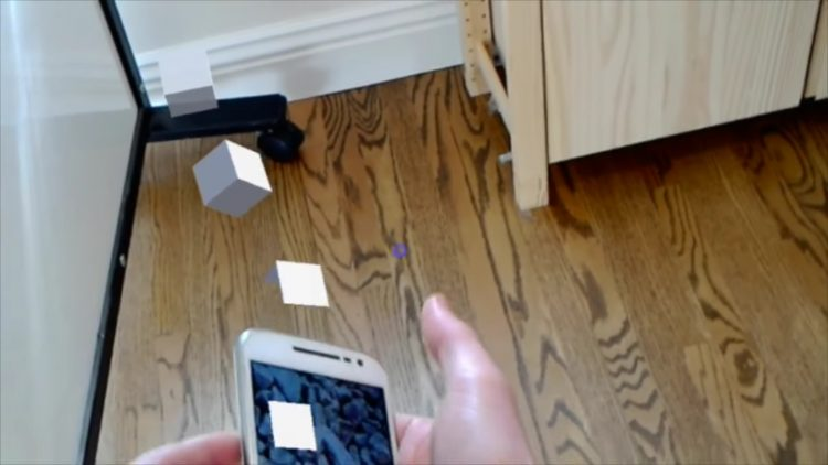 Watch A Smartphone Turn Into A Controller For HoloLens