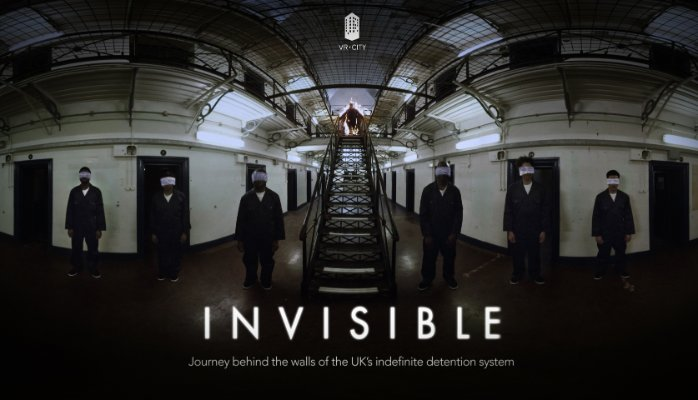 Invisible, shown at Sheffield Doc/Fest last year, was concerned with treatment of immigrants in the UK.