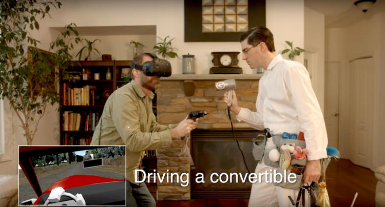 Google Reveals Hyper-Immersive Haptic Feedback System For Virtual Reality