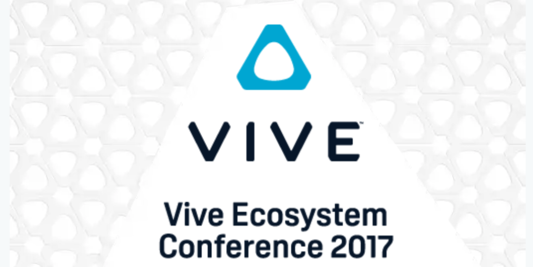 Vive Ecosystem Conference