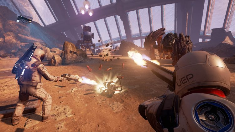Farpoint Multiplayer Livestream: Taking Shots With The PSVR Aim Controller