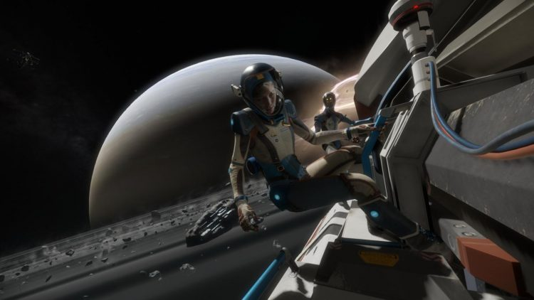 Why Lone Echo's Olivia Rhodes Is VR's Best NPC Yet