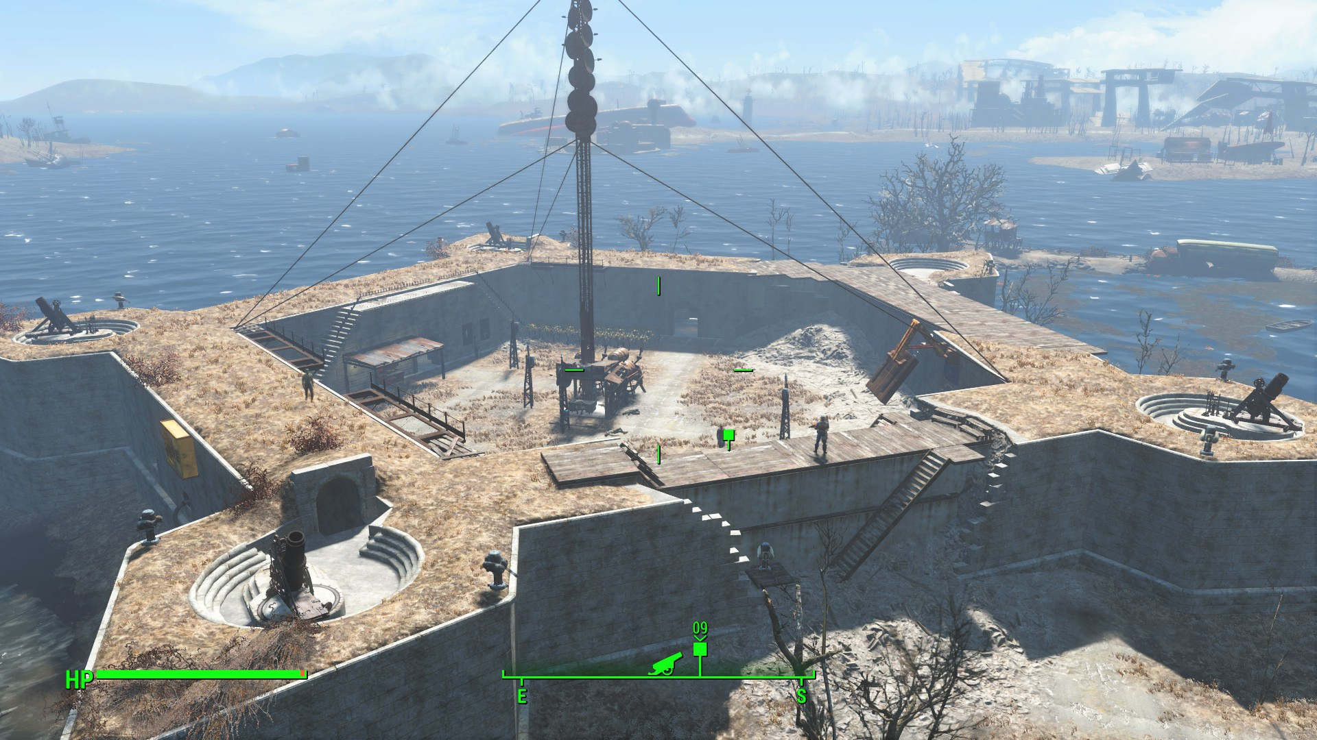 Taking independence fallout 4