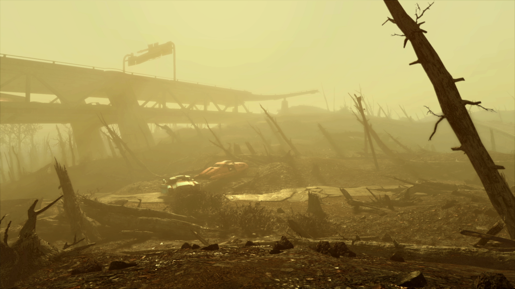 fallout 4 glowing sea