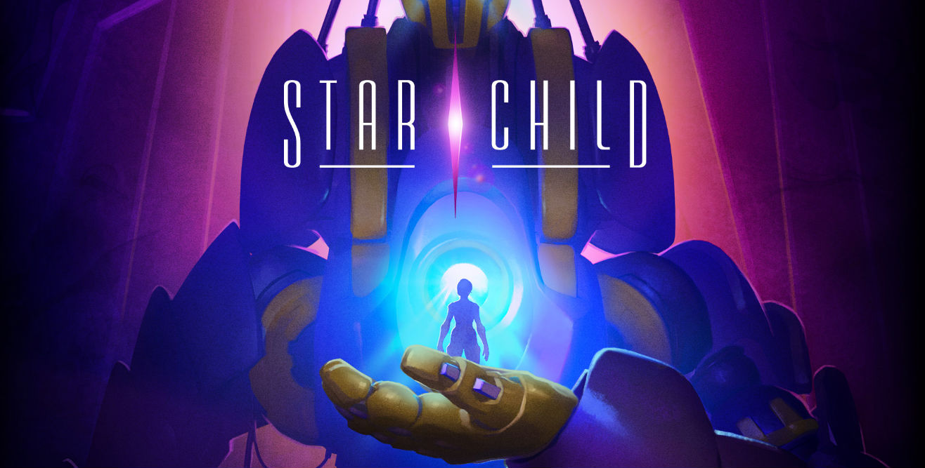 Star Child Hand PSVR PlayStation Not Cancelled