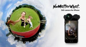 A promotional image for NoMatterWhat