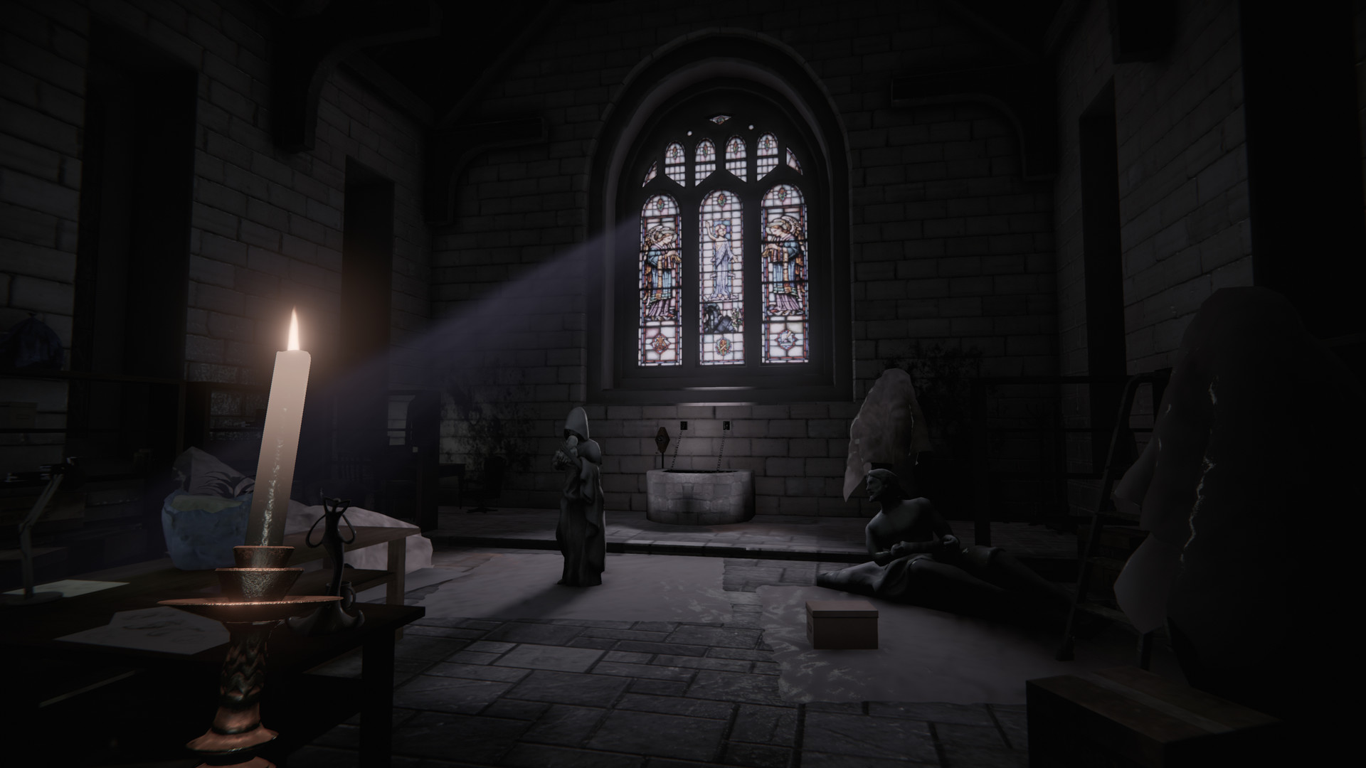 Don T Knock Twice Vr Review Horror By The Numbers Uploadvr