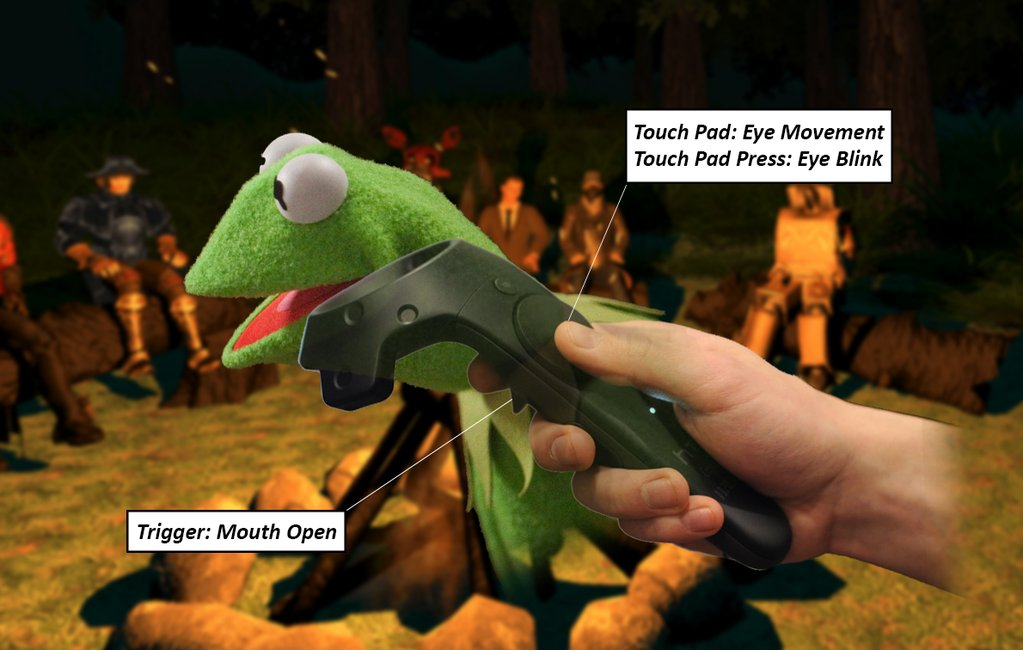 Puppeteering In VRChat Looks Like A Cool Use Of VR