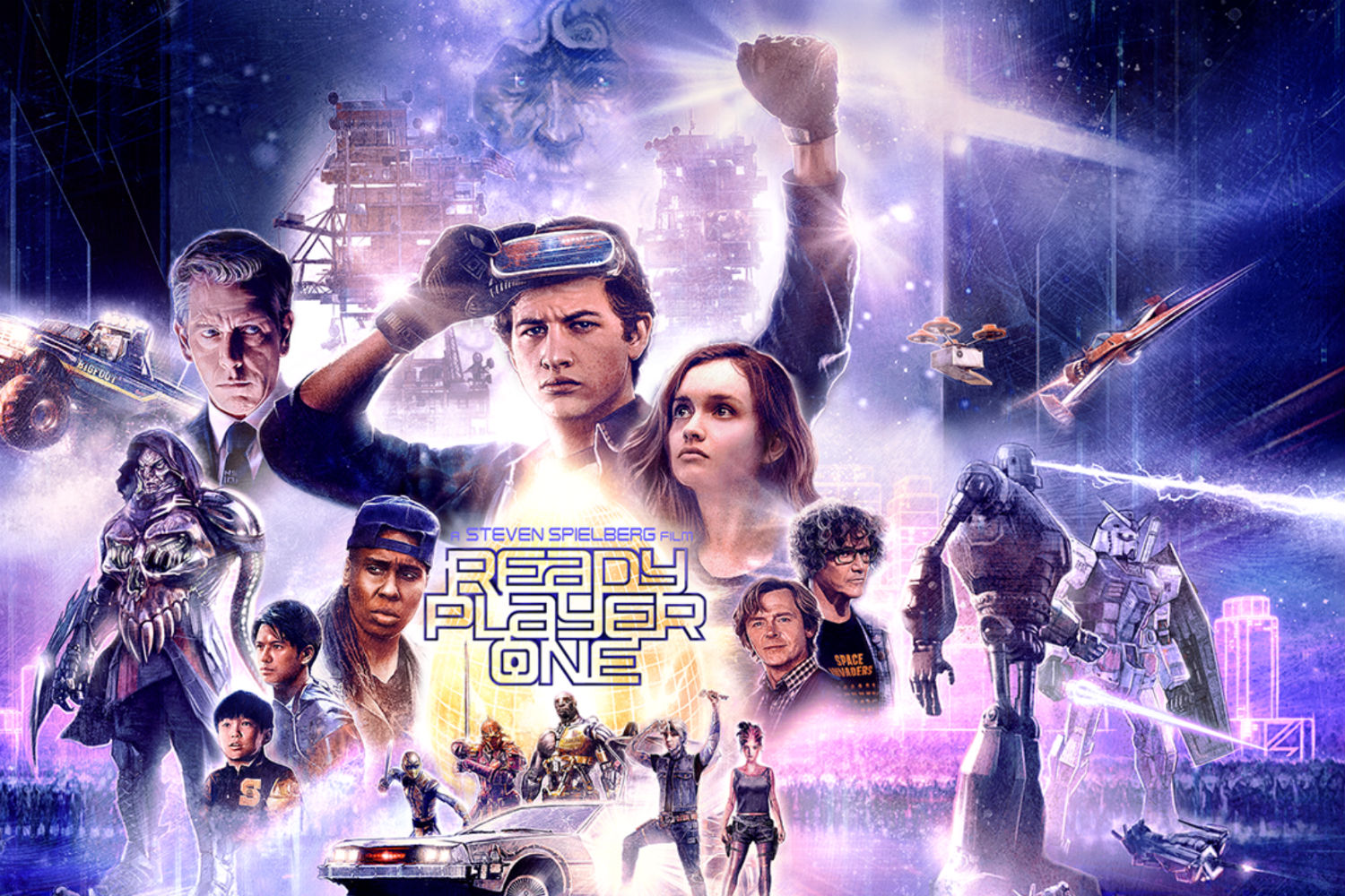 ready player one movie review ready player one movie review