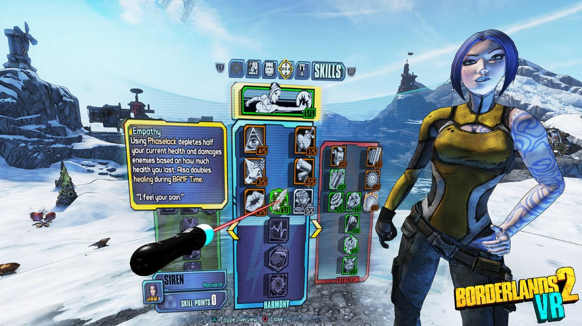 how to host borderlands 2 game