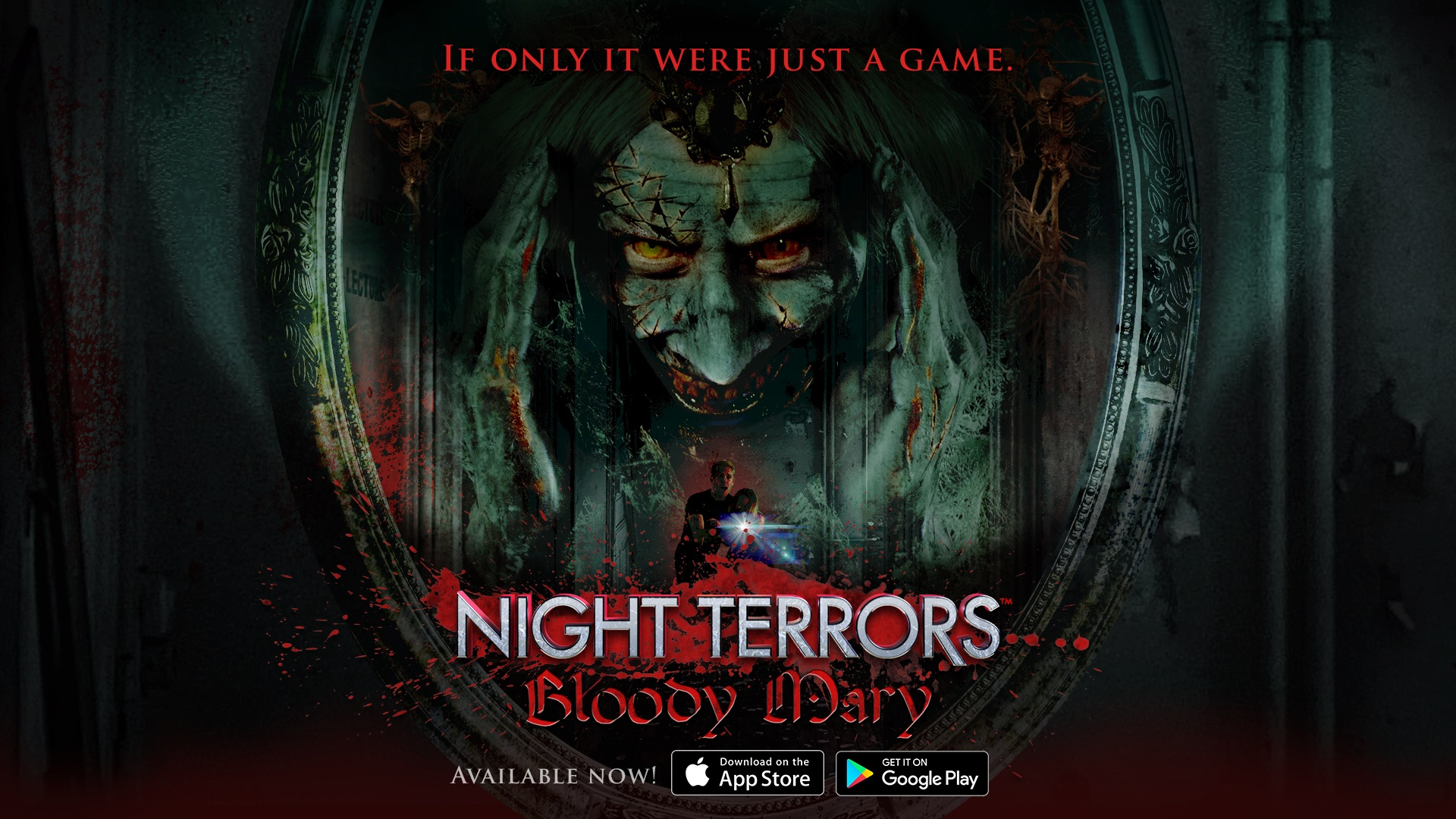 Night Terrors: Bloody Mary Is An AR Horror Game From Paranormal Activity's  Creator