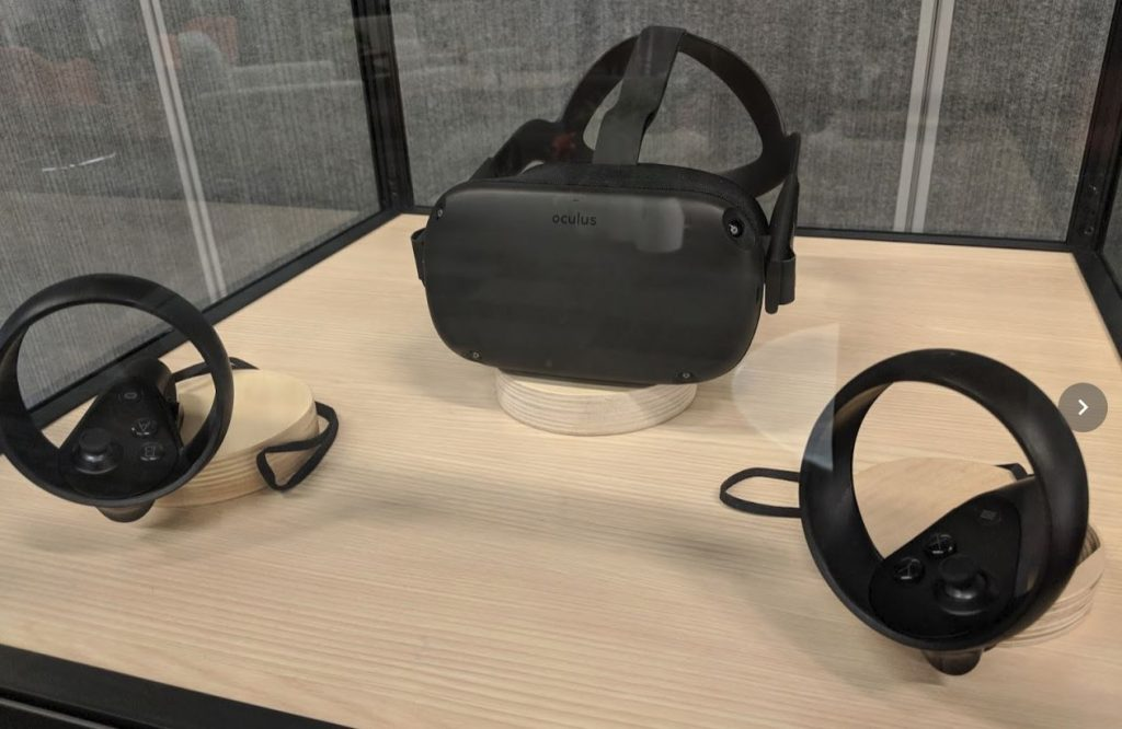 oculus quest oc5 connect standalone vr headset