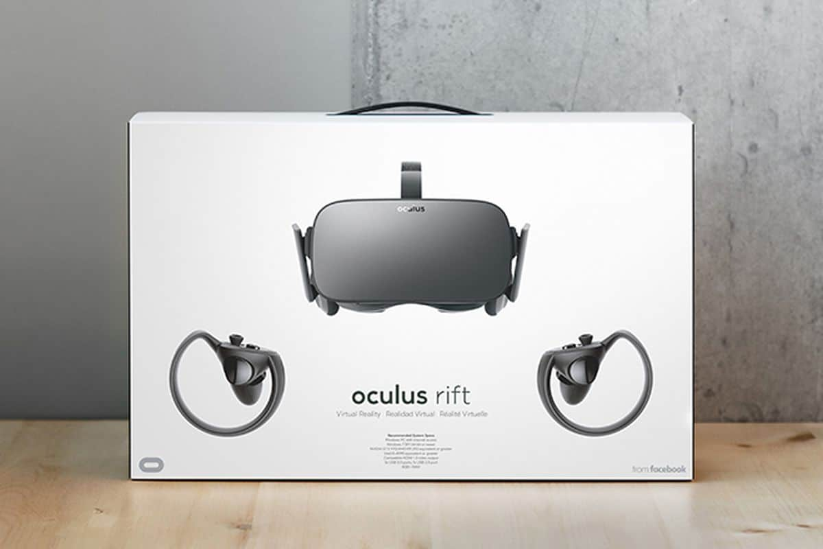 oculus rift cv1 touch bundle