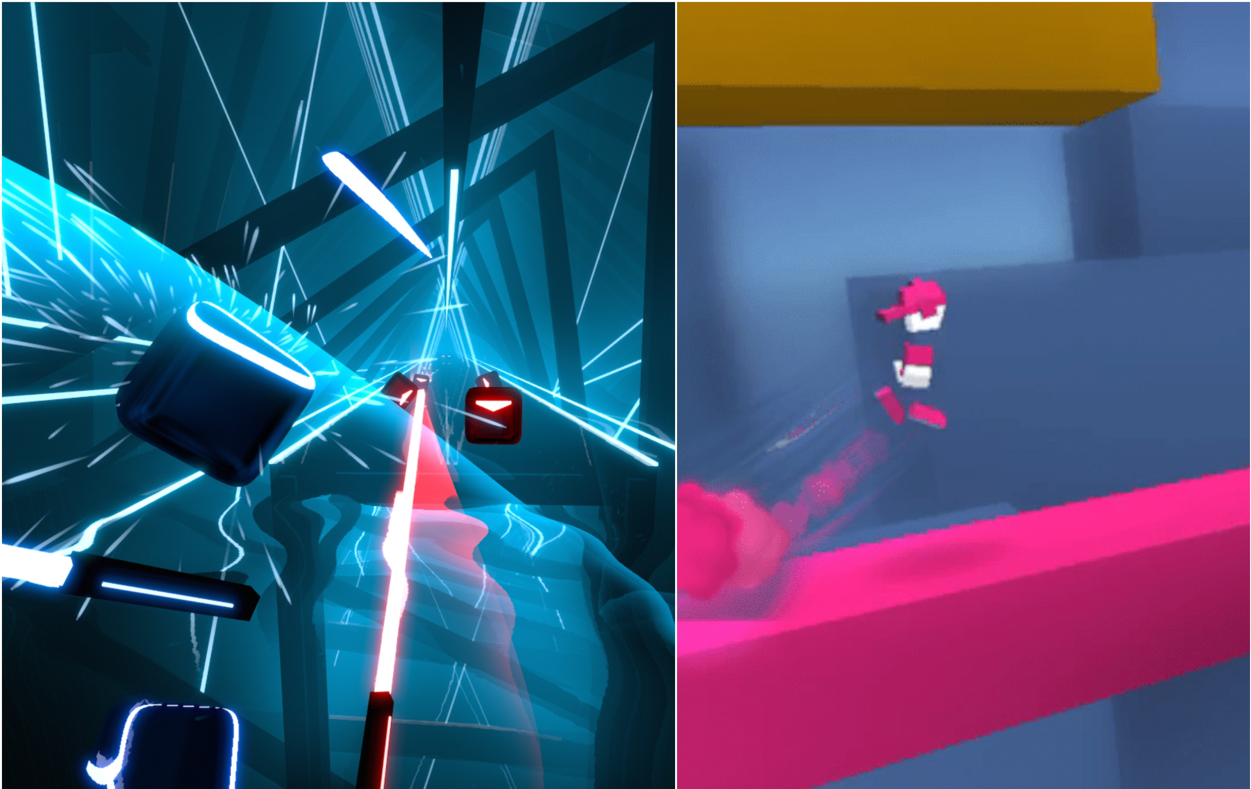 Escape With Me How A Mobile Phone Game Led To The Creation Of Beat Saber