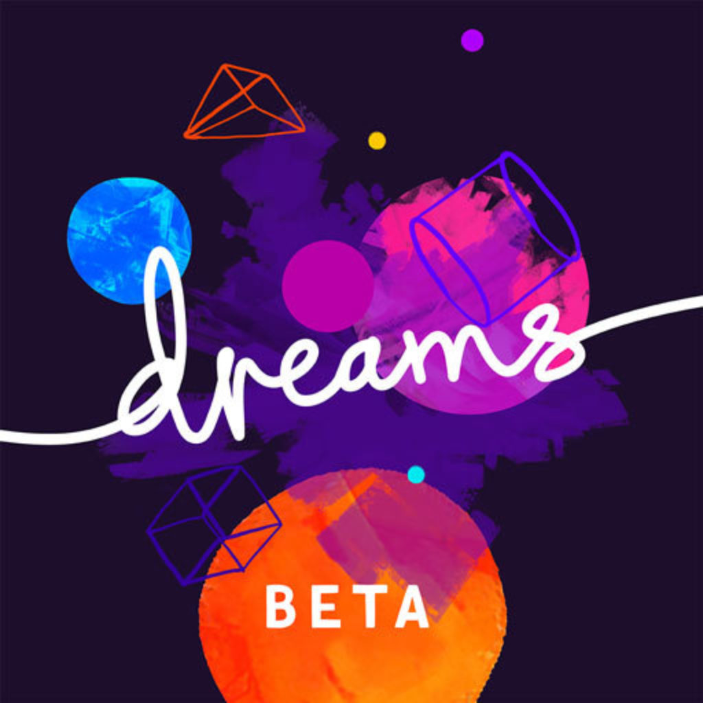 dreams psvr media molecule beta playstation