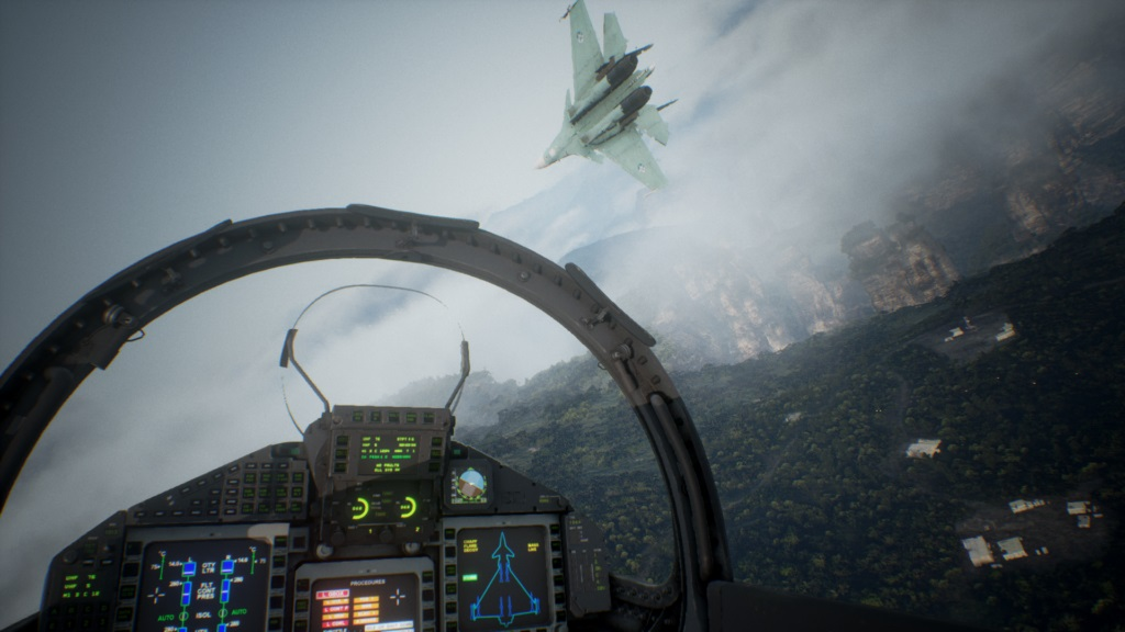 Ace Combat 7 VR Review: Utterly Superb But Bittersweet VR Flying