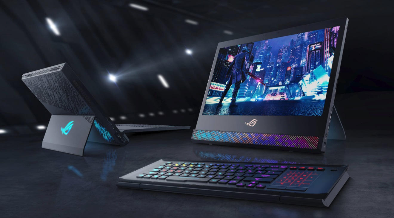 Asus Rtx 2080 Laptop Is The First Announced To Support Virtuallink