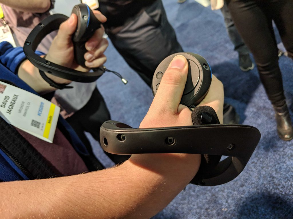 pimax controllers ces 2019