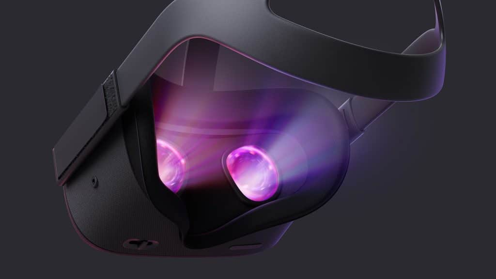 oculus quest rear