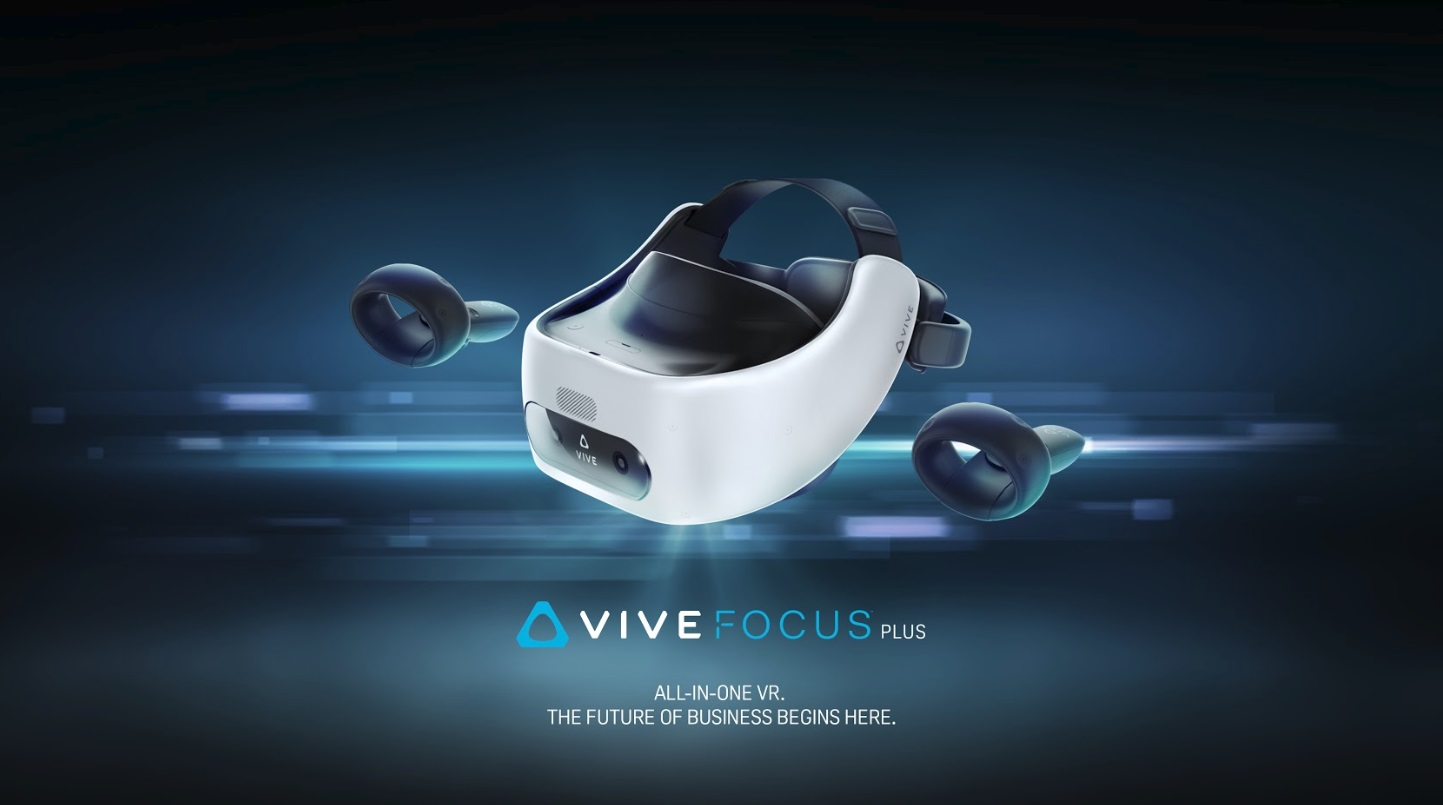 Vive Focus Plus HTC standalone