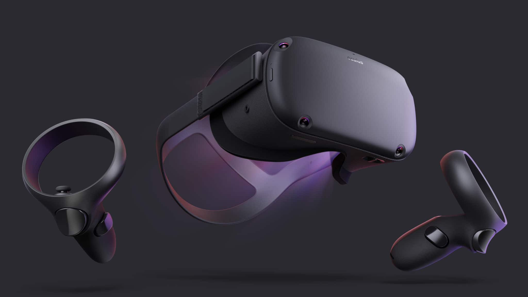 oculus quest standalone vr headset