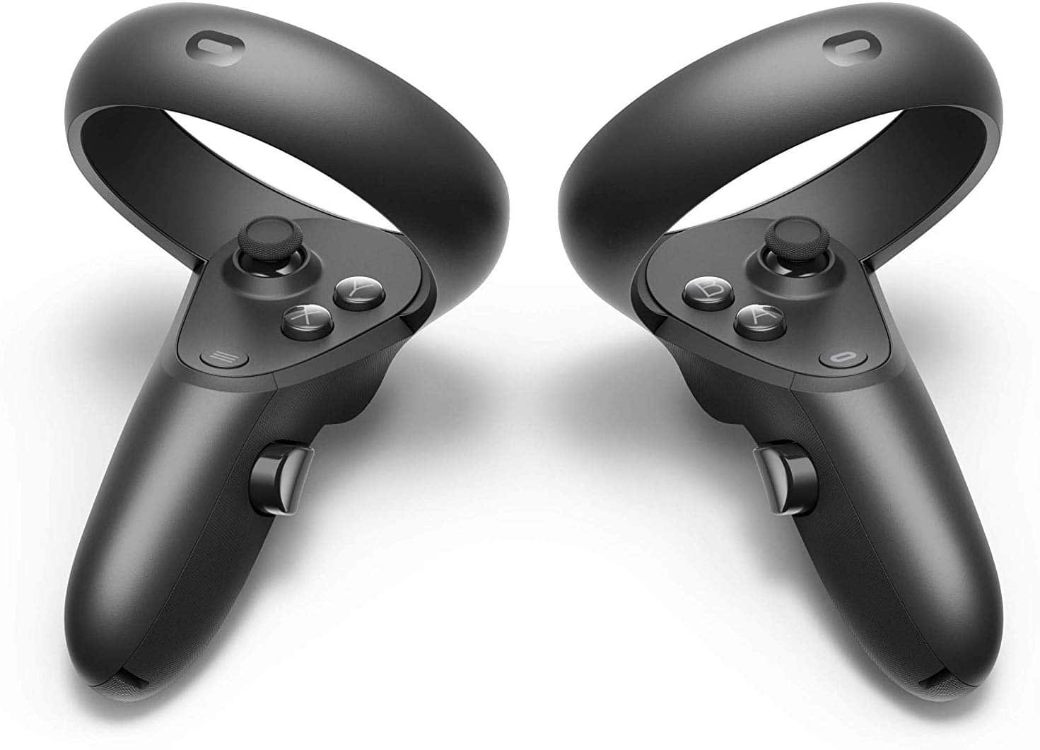 new oculus touch controllers