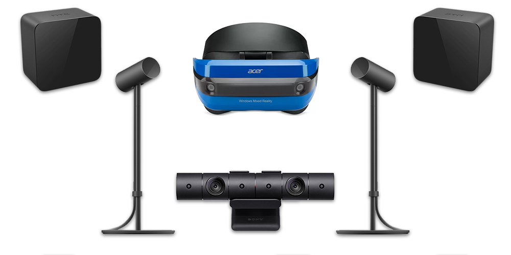 vr tracking systems