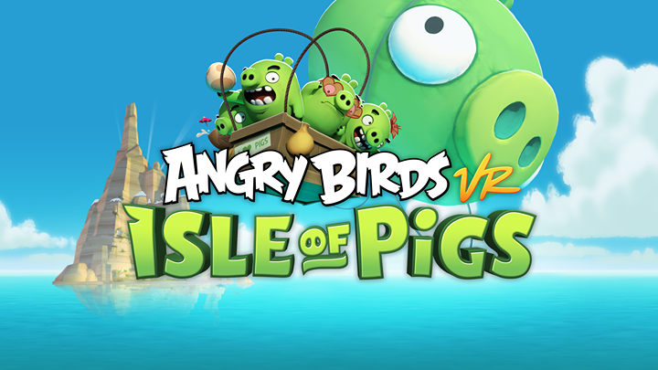 angry birds vr thumbnail