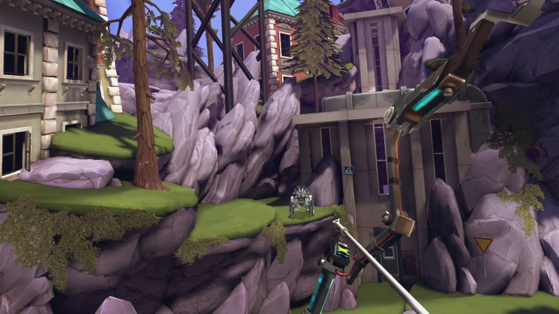 Apex Construct Quest Screenshot