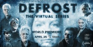 defrost VR series