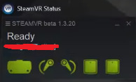 steamvr panel