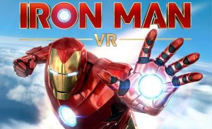 Iron Man VR PSVR
