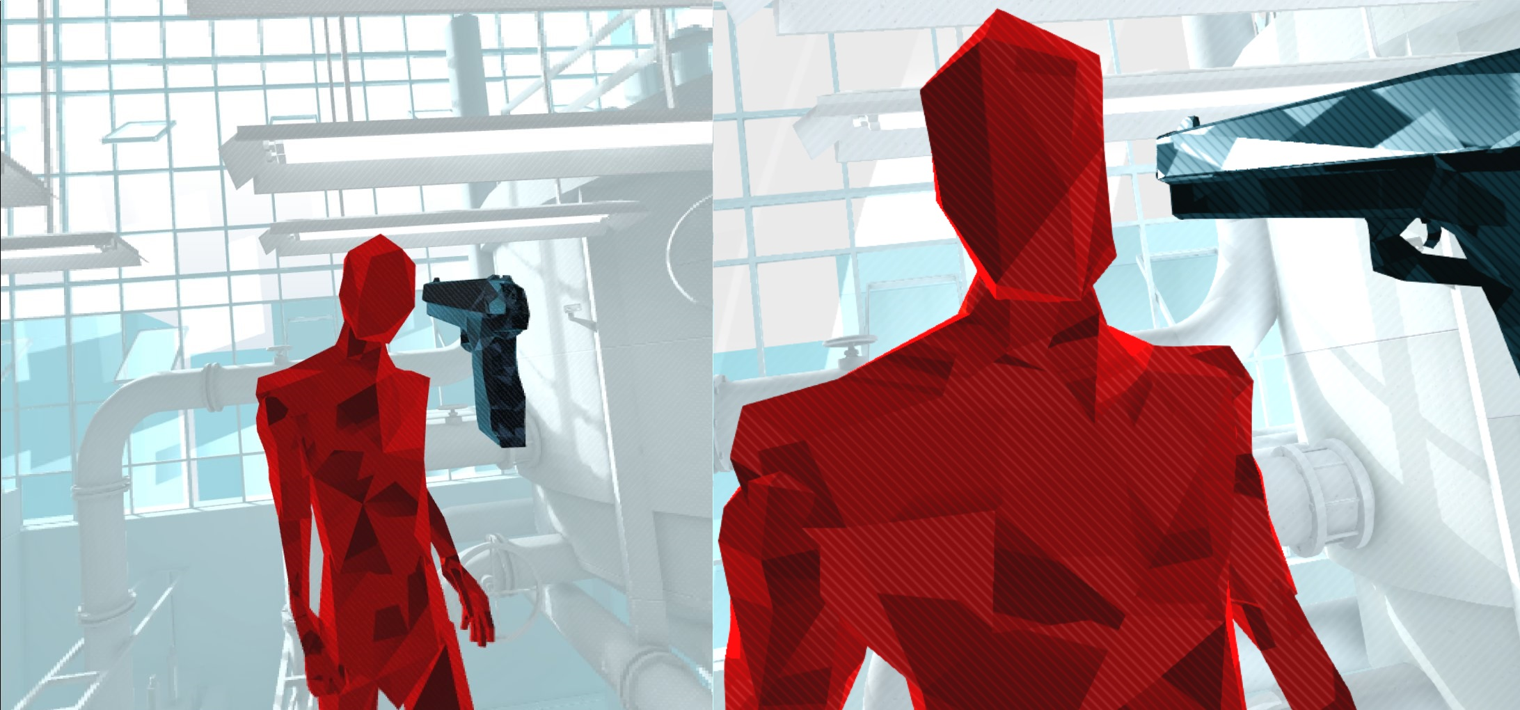 Superhot Rift Quest 2