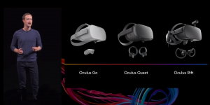 Zuckerberg Oculus Products