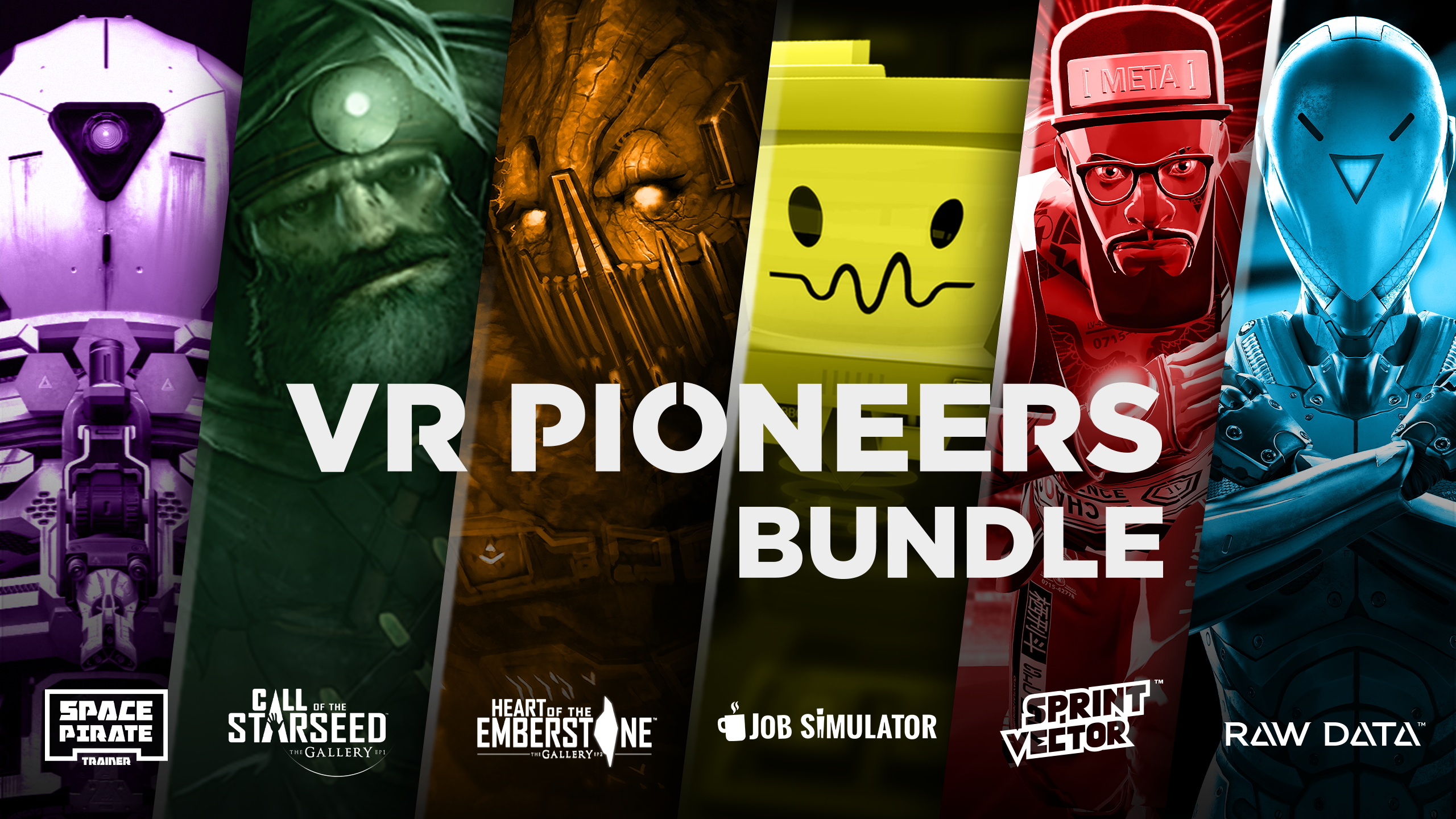 vr pioneers bundle