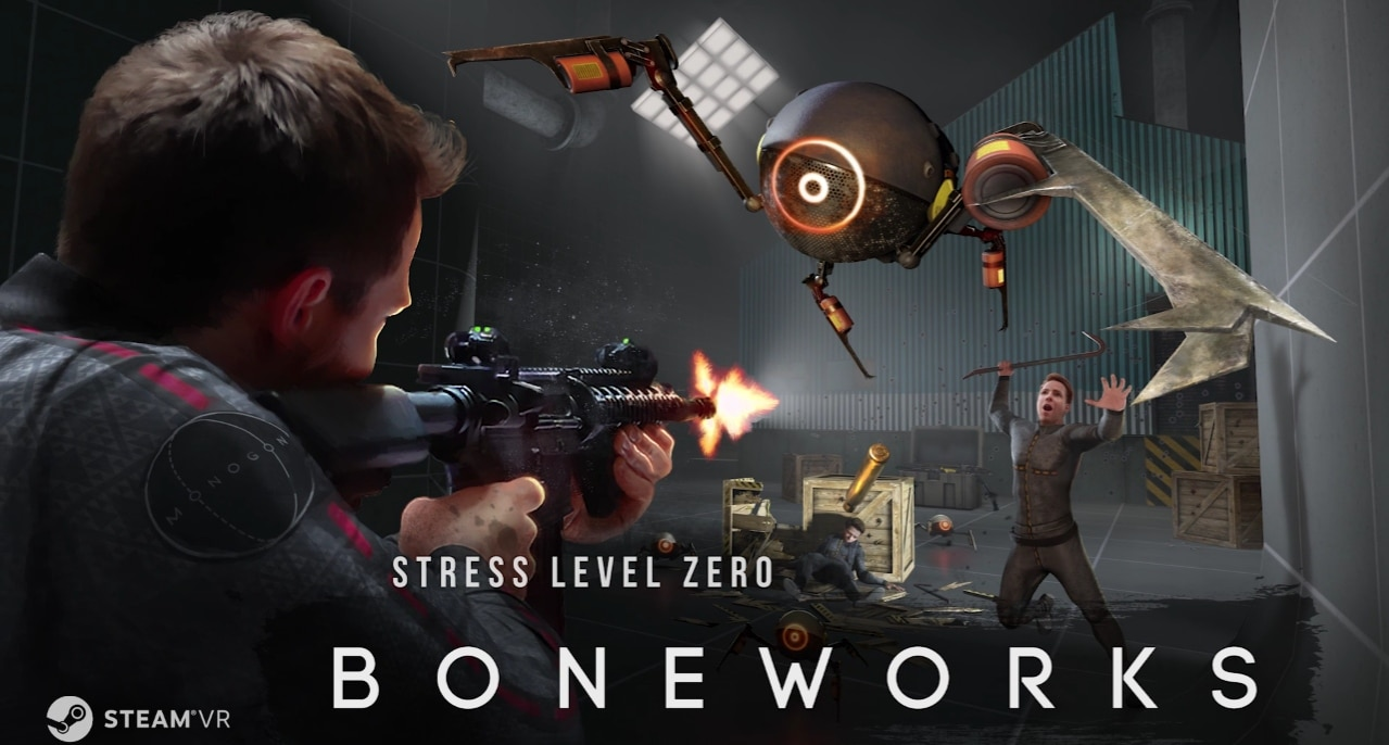 OC6: New Quest Game 'In The Boneworks Universe' Coming 2020