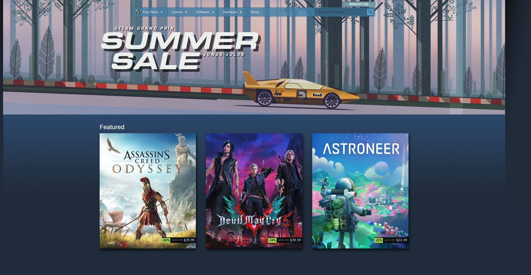 steam summer sale uploadvr 2019 image