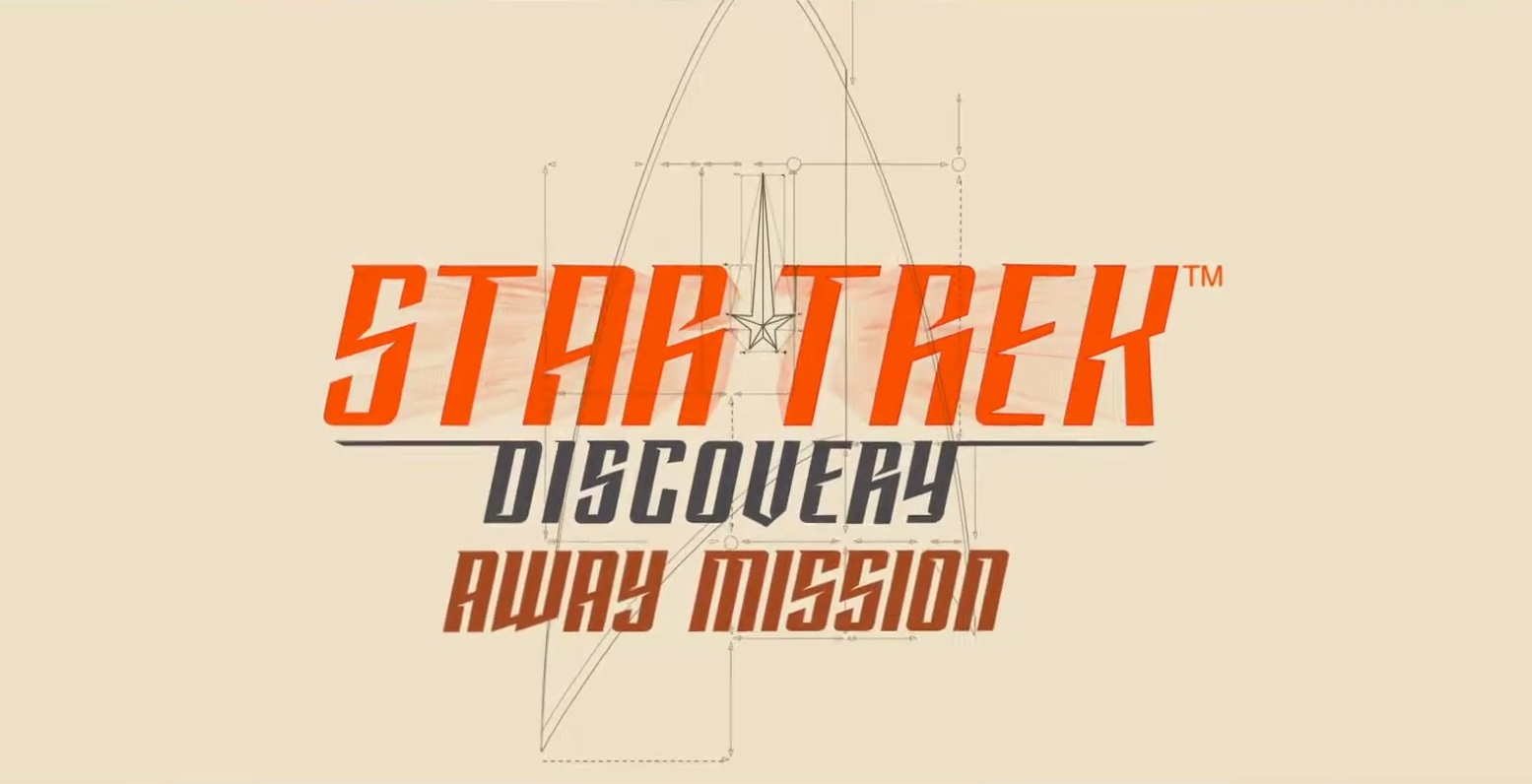Star Trek Discovery Away Mission