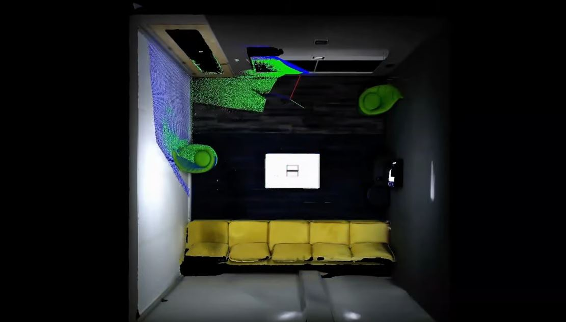 room vr game space oculus connect