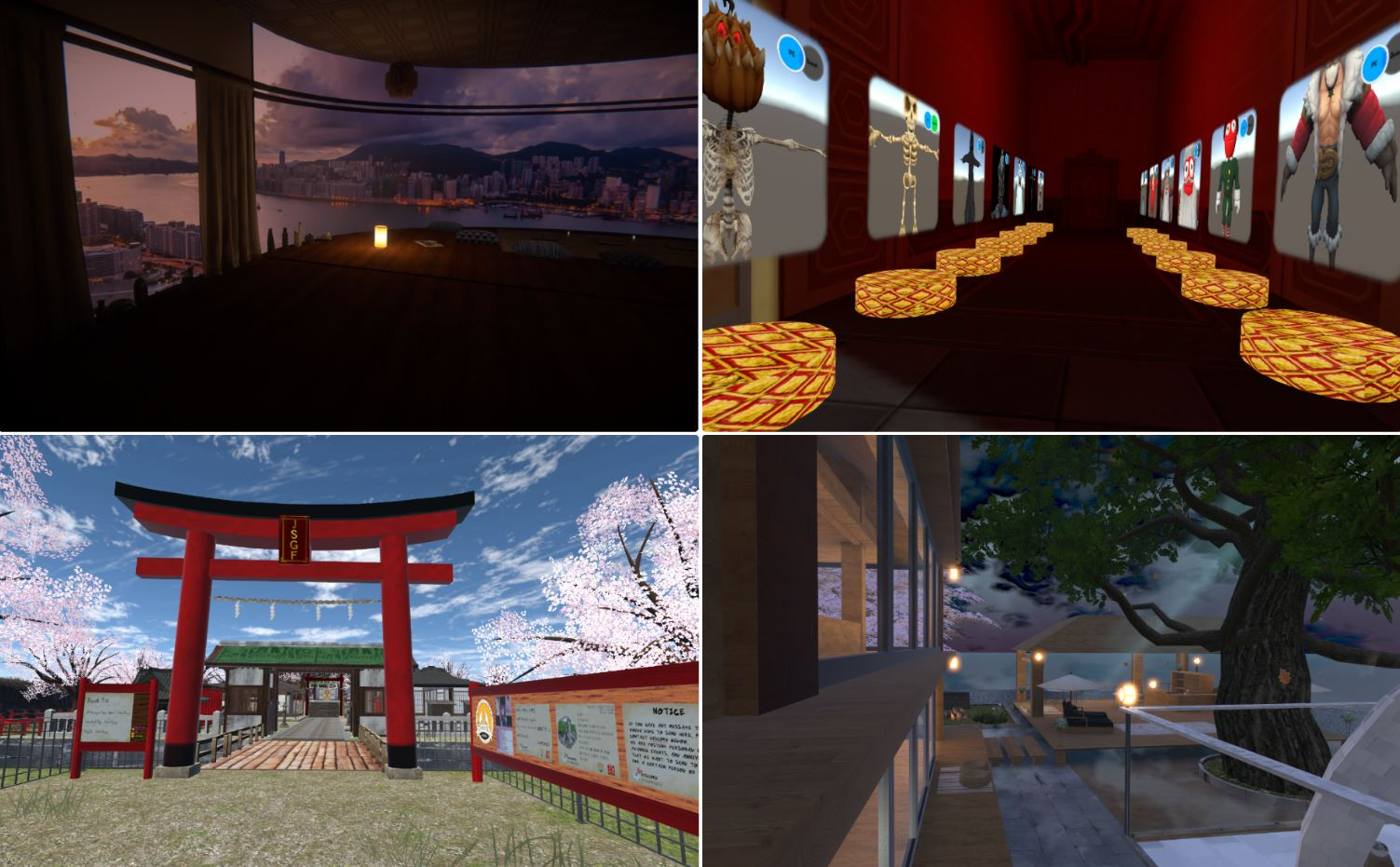 10 amazing relaxing vrchat worlds