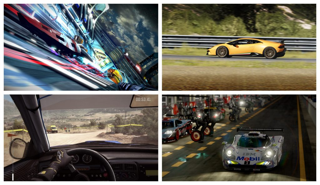 Best VR Racing Games Driving