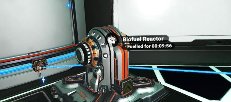 biofuel reactor no man's sky