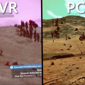 no mans sky vr psvr vs pc vr comparison featured image beyond update