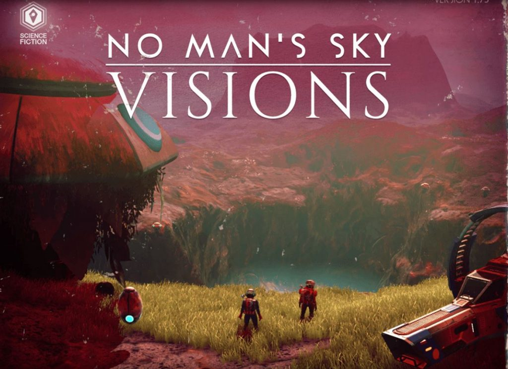 no mans sky vr visions update