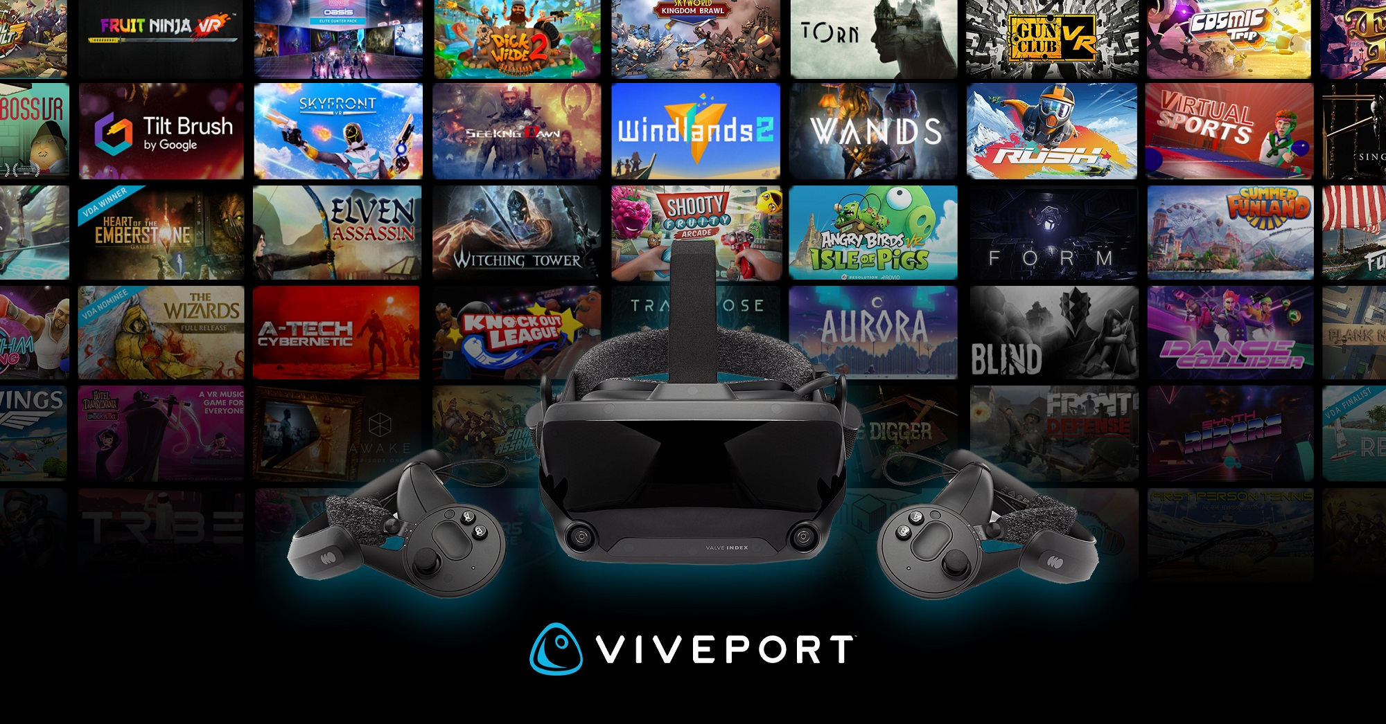 viveport valve index