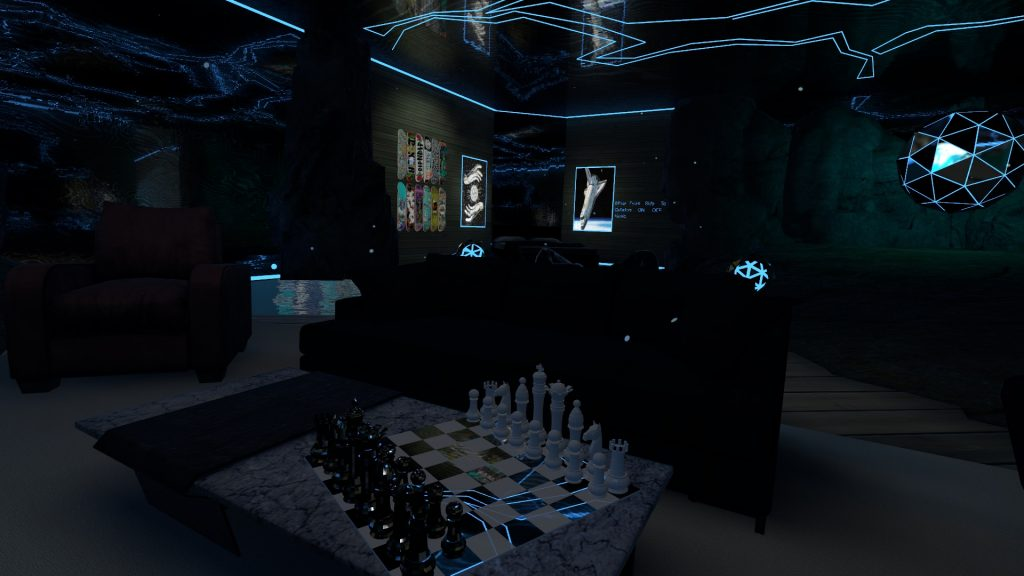 vrchat sombies hangout