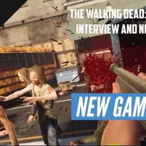 walking dead onslaught youtube interview